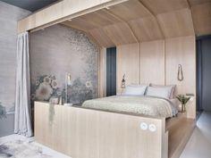 Bienvenue chez Marie Sixtine, flagship store par l'Atelier Baptiste Legué et Sandrine Place - Journal du Design