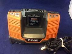 Rigid-R840093-9-6-Volt-18-V-Multi-Chemistry-Charger Sold at Gadgets and Gold in Gainesville, FL
