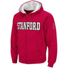 f7bf1ebfe3e Colosseum Stanford Cardinal Fleece Hoodie  60.00 Stanford University