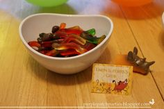 Disney Lion King Movie Night Party Ideas | Photo 1 of 15 | Catch My Party