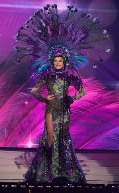 Miss Mexico from 2014 Miss Universe National Costume Show | E! Online