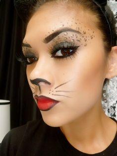maquillaje-de-leopardo-para-halloween-paso-a-paso-nariz-pintada-bigotes.jpg (768×1024)