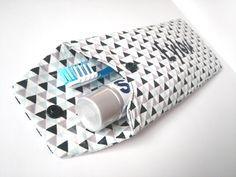 Instant Couture: Etui à brosse à dents + TUTO