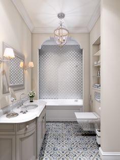Ideas bathroom marble shower bath remodel for 2019 Bathroom Floor Tiles, Bathroom Layout, Bathroom Interior Design, Modern Bathroom, Small Bathroom, Bathroom Marble, Bathroom Cabinets, Mirror Bathroom, Diy Bathroom Remodel