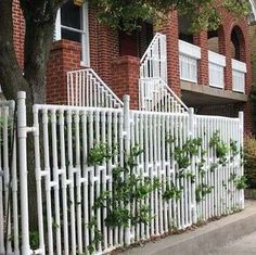 Affordable PVC Fence