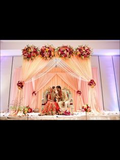 Mandap: Anais events Coordination: ambiance by tejel   Love this gorgeous mandap!!!!