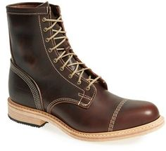 Timberland 'Coulter Collection - Cordwain' Cap Toe Boot (Men)