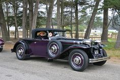 1930 Ruxton Model C Roadster