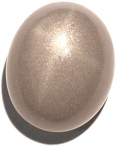 4 ray star Moonstone from India 8.40 ct / Pierre de lune étoilée 4 branches d'Inde 8,40 ct - http://www.gems-plus.com