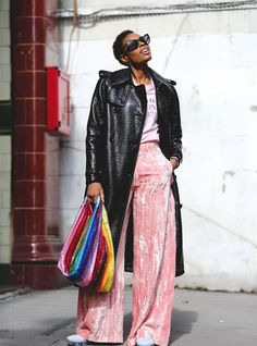 The Best Street Style At London Fashion Week SS18+#refinery29uk