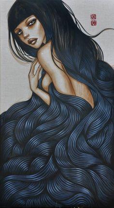 Mimi Yoon...   Kai Fine Art