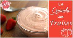 Nous sommes en pleine saison des fraises, c'est le moment d'en profiter pour en fourrer nos gâteaux d'une délicieuse ganache fraise pleine de saveurs ! ^^