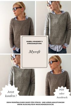 Knitting instructions Mycroft by Isabell Kraemer, , Knitting instructions Mycroft by Isabell Kraemer, Lace Sweater, Poncho Sweater, Men Sweater, Raglan Pullover, Bum Workout, Knit Fashion, Lace Fabric, Knitwear, Knit Crochet