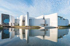 Museo Internacional Del Barroco, by Toyo Ito