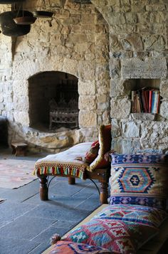 A 14th century Umbrian monastery is been converted into an eco-luxury escape, welcome to Eremito. #Umbria #Italy