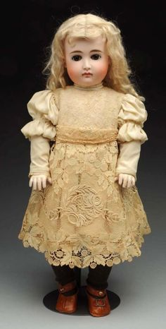Impressive Kestner Child Doll.