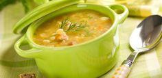 3 Colheres de sopa de Azeite de Oliva (Sempre procure o com menor acidez possível) - 1 Cebola picada - 1 Tomate em cubos, sem as sementes para dar melhor visual para a sua sopa de legumes para emagrecer - 1,5 litros de água - 1 Cubo de caldo (Knorr, qualquer sabor), de preferência light - Ricota a gosto - 70g de Vagem picada - 1 Cenoura grande, se forem médias pode colocar 2 - 1 Batata, cortada em pequenos pedaços - 1 Abobrinha, cortada em cubos ou fatias - 200g de Moranga em cubos ...