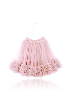 DOLLY by Le Petit Tom ® FRILLY SKIRT rose pink