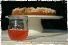 "The Kitchen Lioness: Nigel Slater´s ""Rhubarb Cinnamon Polenta Cake"""