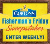 Gorton's Seafood Fisherman's Friday Review, Giveaway and Sweepstakes! (ends 4/26)