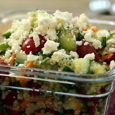 Colourful Quinoa Tabbouleh @ http://allrecipes.com.au