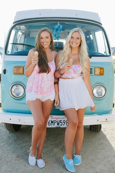 Torrey  Summer / pursuing your dream / music / VW van