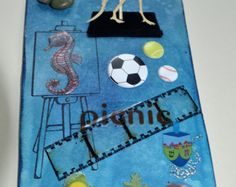 Personalized Artist Tag / Gift Tag / Gift Card Holder / Bookmark - Edit Listing - Etsy