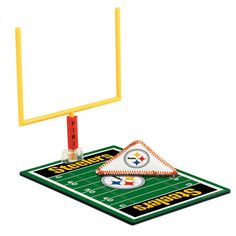 Pittsburgh Steelers FIKI Tabletop Football Game - Sunset Key Chains