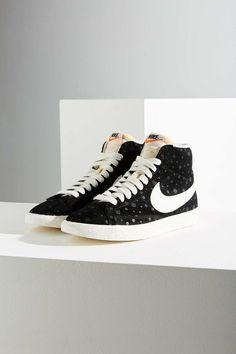 Nike Women's Blazer Mid Suede Vintage Sneaker #UrbanOutfitters
