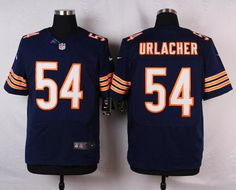 c0283138e Men 54 Brian Urlacher Jersey Football Chicago Bears Jersey