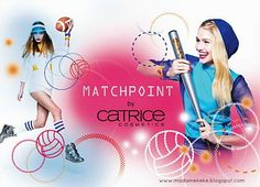 Catrice Matchpoint Limited Edition - Preview |Madame Keke Fashion and Beauty Blog