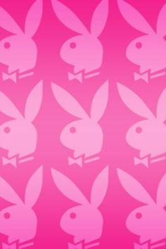 Playboy Wallpaper: ♥ ղ! Cute Wallpaper For Phone, Pink Wallpaper Iphone, Cute Patterns Wallpaper, Girl Wallpaper, Aesthetic Iphone Wallpaper, Wallpaper Backgrounds, Screen Wallpaper, Wallpaper Quotes, Paper Bunny