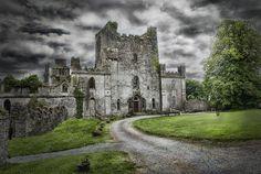 roscrea ireland | Leap Castle, Roscrea, Ireland, Roscrea, Ireland