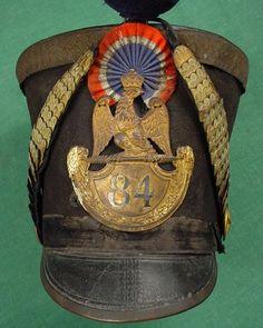 Shako del 84 rgt. fanteria della linea