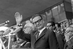 1973. Salvador Allende, pochi mesi prima del golpe.