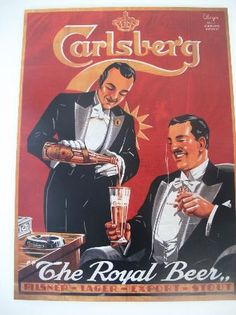 Carlsberg - The Royal Beer...