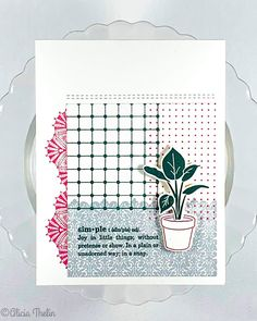 Simple Make Your Own Background, Concord And 9th, Altenew, Simon Says Stamp, Hero Arts, Greeting Cards Handmade, Little Things, Cas, Cardmaking