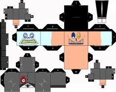' Mayor ' Cubeecraft by SHONADH01.deviantart.com on @DeviantArt