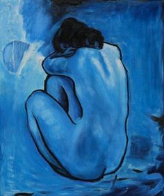Picasso, Blue Nude