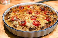 Quiches, Bambi, Creme Fraiche, I Love Food, Quick Meals, I Foods, Afternoon Tea, Delish, Food Porn