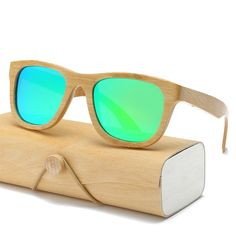 7091cb1931456 Cheap Sunglasses, Buy Directly from China Suppliers Polarized Wood bamboo  Sunglasses Men women Polaroid