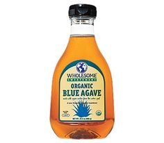 Agave Liquid doesn't spike blood sugar as quickly as table sugar.  Tastes like honey