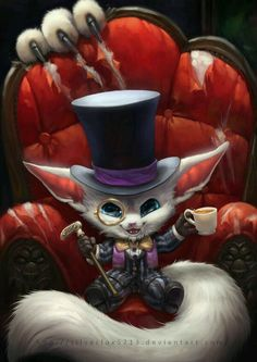 Gentlemanly White Gnar