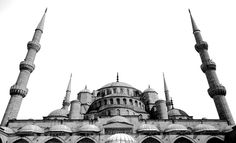 Blue Mosque, İstanbul, Turkey.