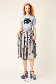 Holly Fulton Resort 2017 Collection Photos - Vogue