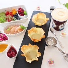 Cream Cups, Ice Cream, Global Cooling, Pudding, Desserts, Recipes, Food, No Churn Ice Cream, Tailgate Desserts