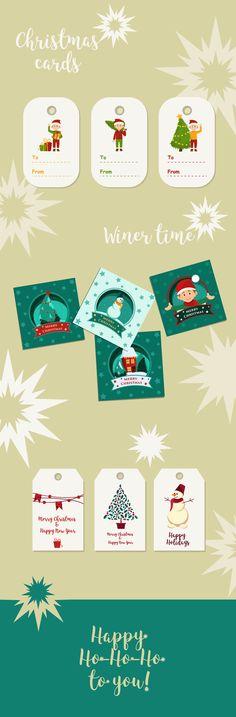 Ознакомьтесь с моим проектом в @Behance: «Christmas vector cards» https://www.behance.net/gallery/45161257/Christmas-vector-cards