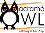 The Macramé Owl Sanctuary: nothing is too silly. www.macrameowl.com
