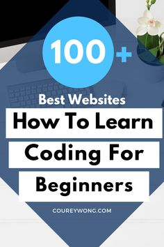 Are you looking for a way to learn coding and web development? Learning how to code on your own can be overwhelming but here are the best sites to help make the process easier. These websites will guide you to learn coding skills for free. This list includes tutorials, courses, ebooks, and simple guides to learn how to code any beginner will love. Start building your first website and learn how to be a web developer today. #learntocode #webdevelopment #earncoding #programming Learn Coding, Learn Html, Learn To Code, Html Projects, Learn Computer Science, Coding For Beginners, Create Your Own Blog, Coding Languages, Cool Websites