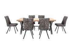 Earth Large Dining Table and 6 Chairs Table Seating, Dining Table, Dining Chairs, Dining Room, Furniture Village, Garden Furniture, Beautiful Sofas, Mirror Wall Art, Large Table